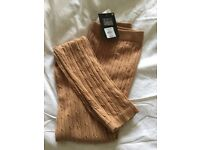 New Camel Leggings Size 16/18