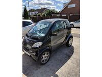 Smart fortwo city coupe LHD