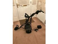 Powakaddy Freeway Sport electric golf trolley