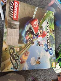 Mario cart scale electric