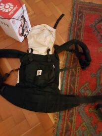 Ergobaby Original Baby Carrier (with instruction manual and box)