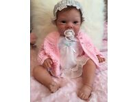 Adorable Reborn Baby Doll