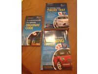 The Official Highway Code/theory test/Learning to Drive books
