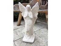 Stone Angel Ornament