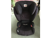 BRITAX isofix car seat ,Group 2/3 for sale