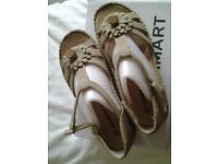 Ladies Damart summer Sandals