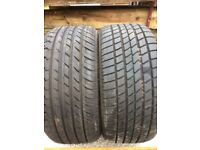 Tyres 205 50 15 (x2) NEW £30 EACH