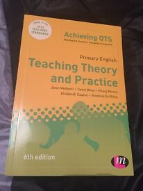 Primary English teaching theory and practice Achieving QTS