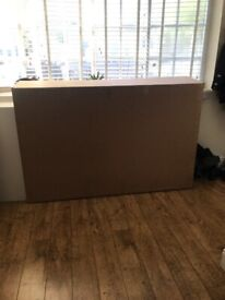 Free giant cardboard boxes