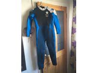 Kids wet suit for sale