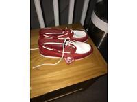 Men's timberland deck shoes