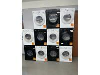 🟩🟩 PLANET APPLIANCE - NEW GRADED 3KG MINI VENTED DRYER WITH GUARANTEE BLACK & WHITE