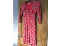 Boden dress, size 10 regular length