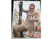 Men's lepard suit