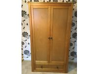 Wardrobe (Mothercare Harrogate range) excellent condition (reduced to £175)
