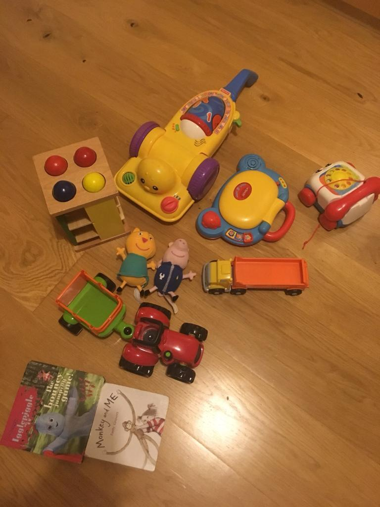 Toy bundle 2-4yrs