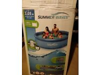 Summer Waves Outdoor Pool