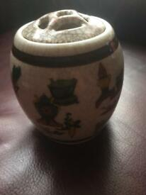 Antique Chinese jar (Held)