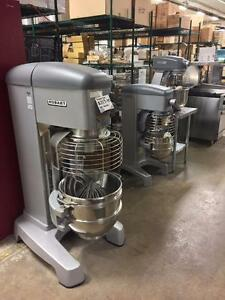 HOBART DOUGH MIXER NEW - 60 Quart $13,799 - London's Largest In Stock Hobart Dealer