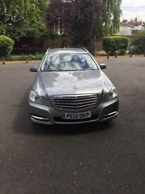 Mercedes Benz E Class Estate