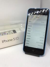 iPhone 5c Blue Unlocked
