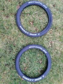 Bmx tyres