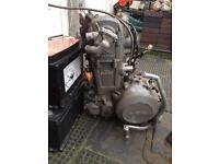 Ktm 640 2008 engine complete