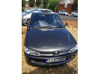 Peugeot 306 turbo Diesel HDI Grey