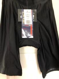 Crane Womans Cycling Shorts Black