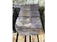 "150 Reclaimed Roof Slates - 16"" x 8"" - UK Delivery"