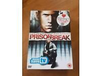 The Complete First Season of Prison Break