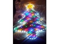 OUTSIDE CHRISTMAS LIGHTS