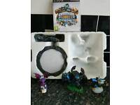 Ps3 skylanders game with skylanders figures