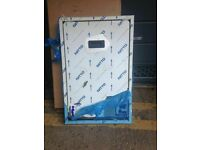 BRAND NEW Commercial Baby Changing Nappy Unit Brocar Foundations BC100-SSV-R -Cost £2,227.00