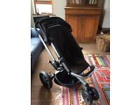 Quinny Buzz Pram - complete package