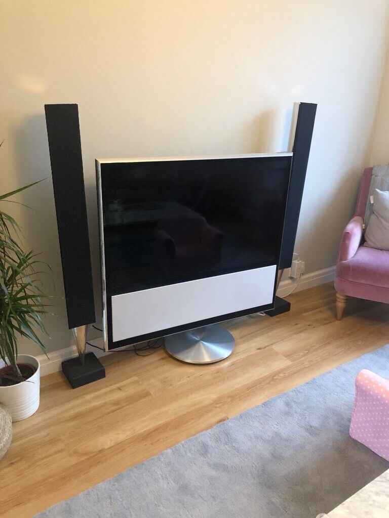 Bang And Olufsen Beovision 11 bang and olufsen beovision 11-46 with motorised stand, motorised wall  bracket and beolab 8000 | in timperley, manchester | gumtree