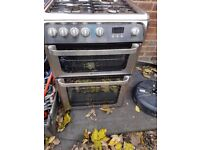 Hotpoint gas cooker 60 cm