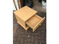 Free bed side Tables 2 in number