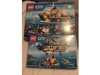 Lego - Deep Sea Exploration Collection