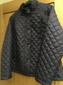 Quilted Jacket Size 16