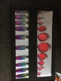 Make. Up and make up brushes