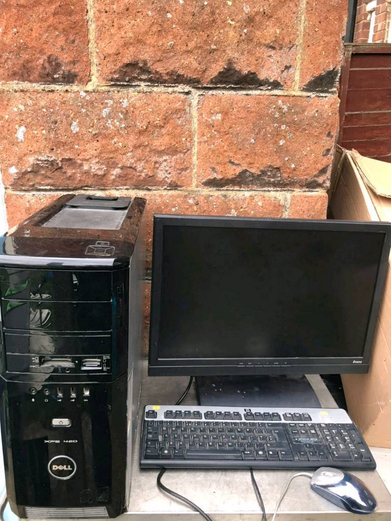 Gaming PC Dell XPS Quad Core, Very Powerful