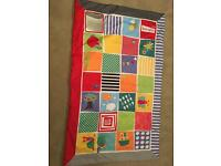 Mamas and Papas Large Activity Baby Floor Play Mat - Excellent Condition!