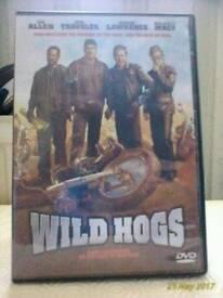 WILD HOGS. DVD