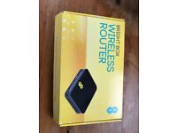 EE Brightbox wireless router - unused