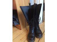 Doc Martens high boots