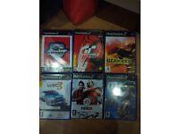 Various PlayStation 2 games ( age 3+)