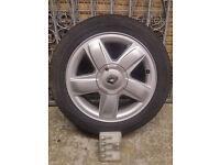 alloy wheels renault clio