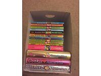 16 Jacqueline Wilson books,great condition