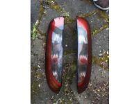 Vauxhall Corsa Tail lights set